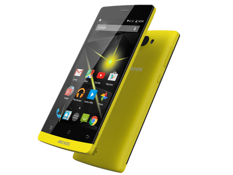 Rootear Android Archos 50 Diamond