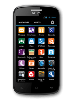 Rootear Android Azumi ARKIA A40