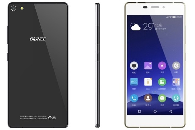 Gionee Elife S7