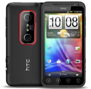 Rootear Android en HTC EVO 3D
