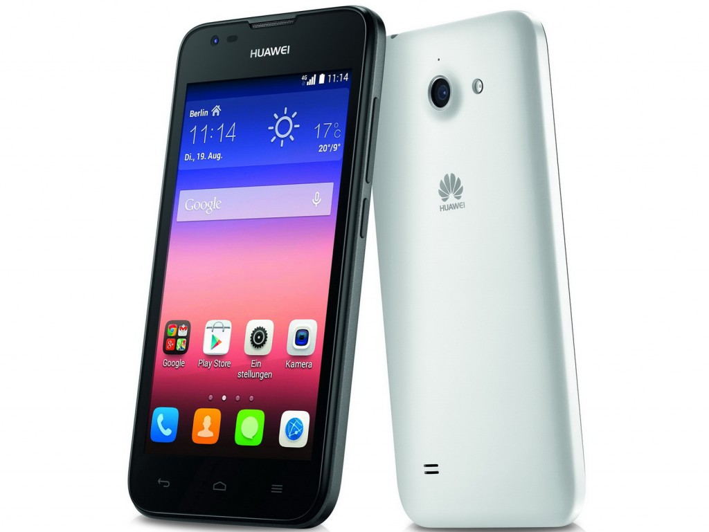 Rootear Android en Huawei Ascend Y550
