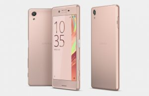 Resetear Android en Sony Xperia X