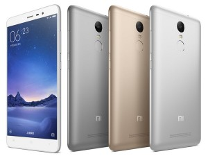 Rootear Android Xiaomi Redmi Note 3