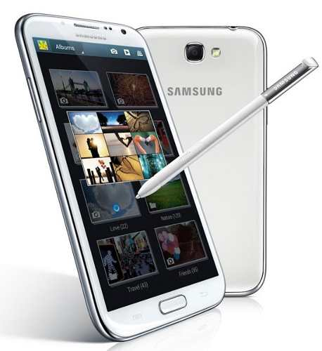 Samsung Galaxy Note 2,