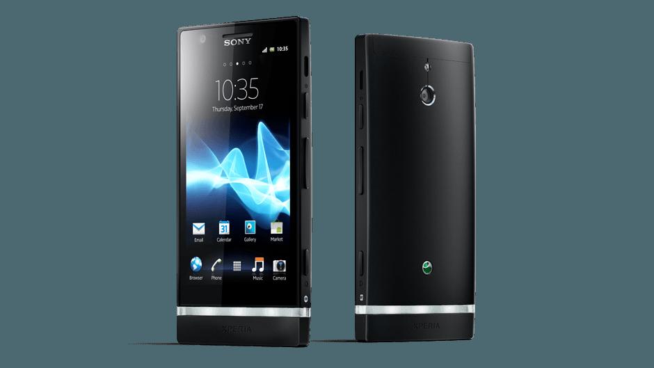 smartphone-xperia-p